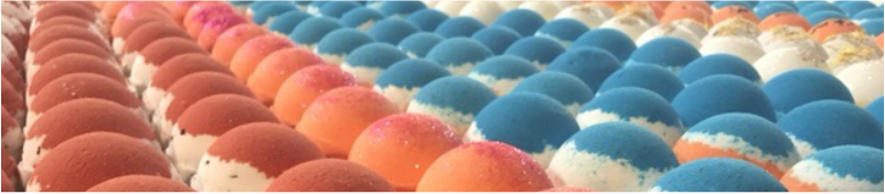 Assorted Wholesale Bath Bombs