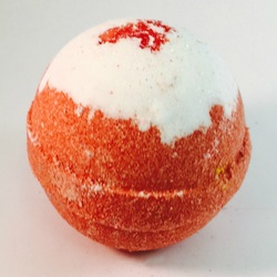 Apple Picking Handmade Bath Bombs