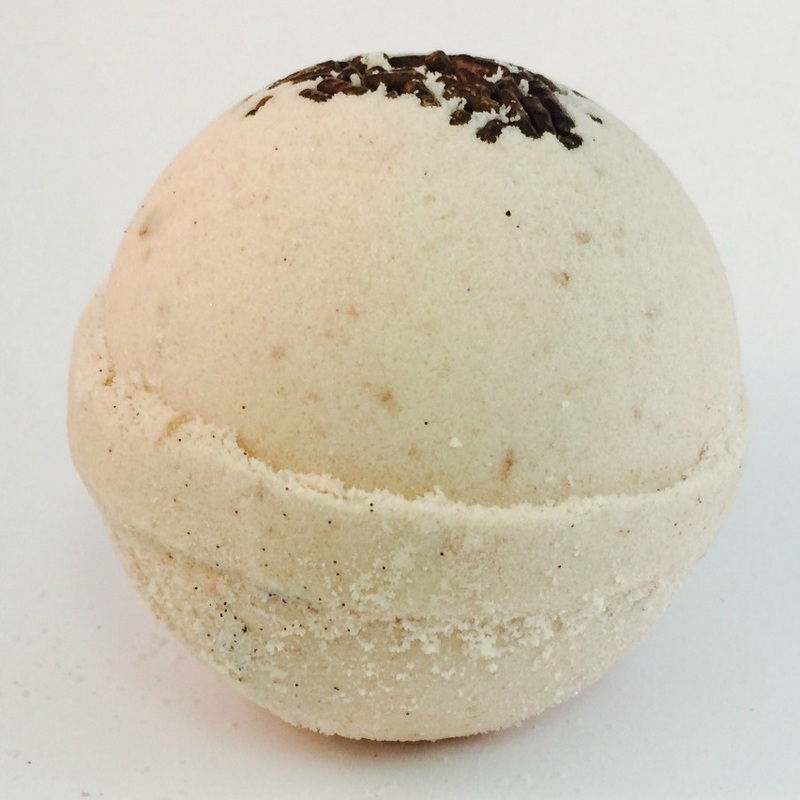 Coconut Tropical Bath Bombs
