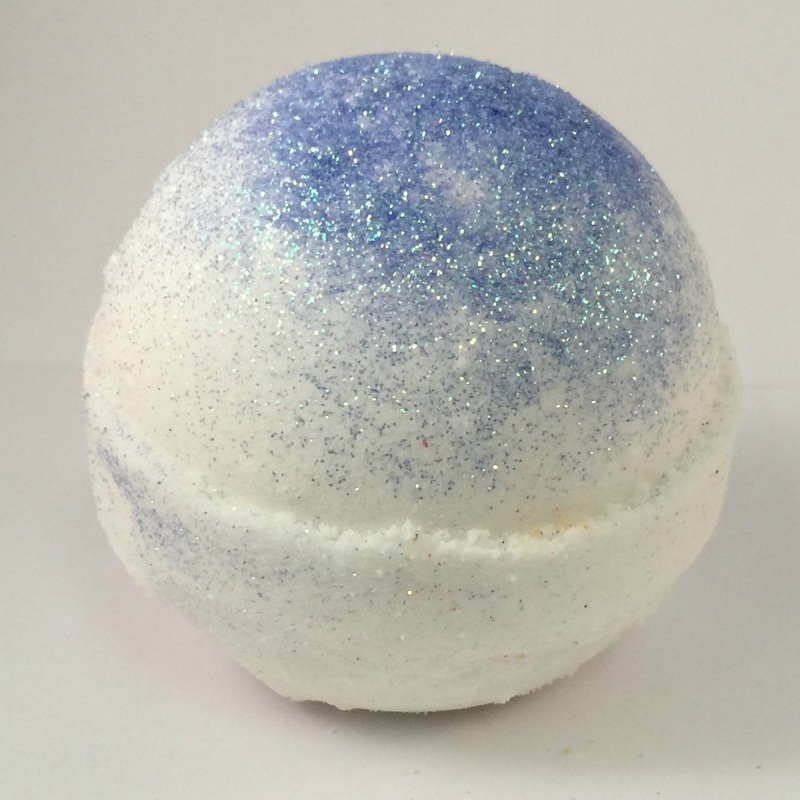 Snowflake Exotic Bath Bombs