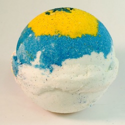 Sunny Skies Colorful Bath Bombs