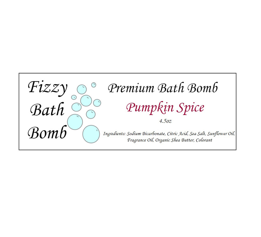 Standard Label Wholesale Bath Bombs